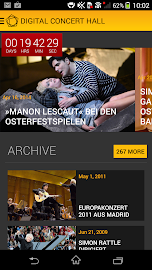 Digital Concert Hall Screenshot 2