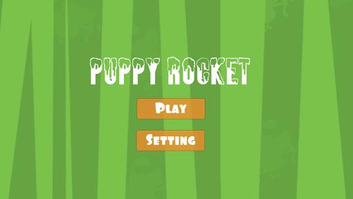 Puppy Rocket