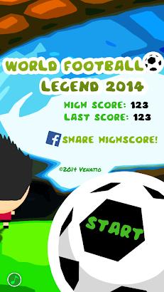 World Football Legend 2014- screenshot thumbnail