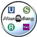 Nuremberg Public Transport Pro icon