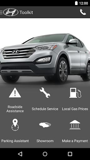 Calgary Hyundai DealerApp