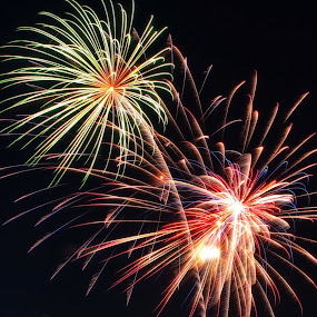 Fireworks by Maureen Rueffer - News & Events Entertainment ( fireworks )