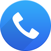 Simpler Dialer - Android L UI