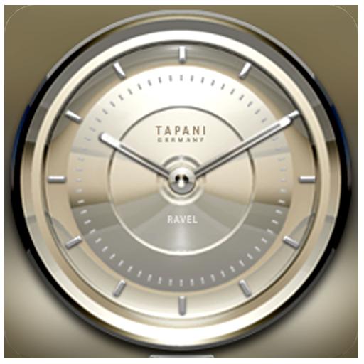 RAVEL Designer Clock Widget