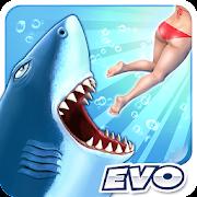 Hungry Shark Evolution v2.5.0 [Mod] APK