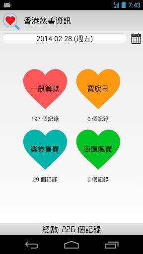 香港慈善資訊
