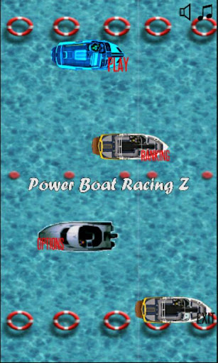 Power Boat Racing Z