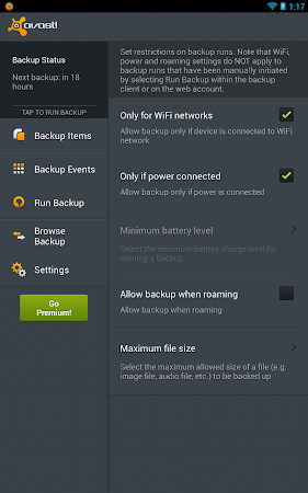 Mobile Backup & Restore 1.0.7754 screenshot 6100