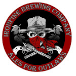 Logo for Ironfire Brewing Company