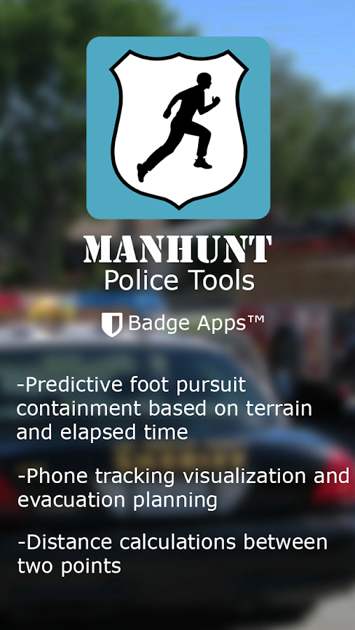 Manhunt: Police Tools - screenshot