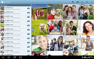 Screenshot of IBackup