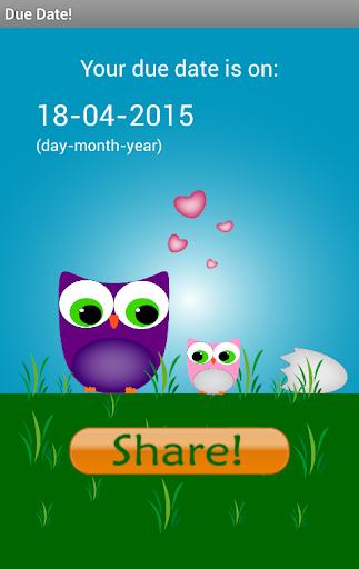 玩健康App|Pregnancy Due Date!免費|APP試玩