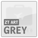 C.Grey Theme GO Launcher EX icon