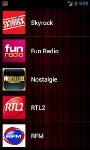 Radios France Live - screenshot thumbnail