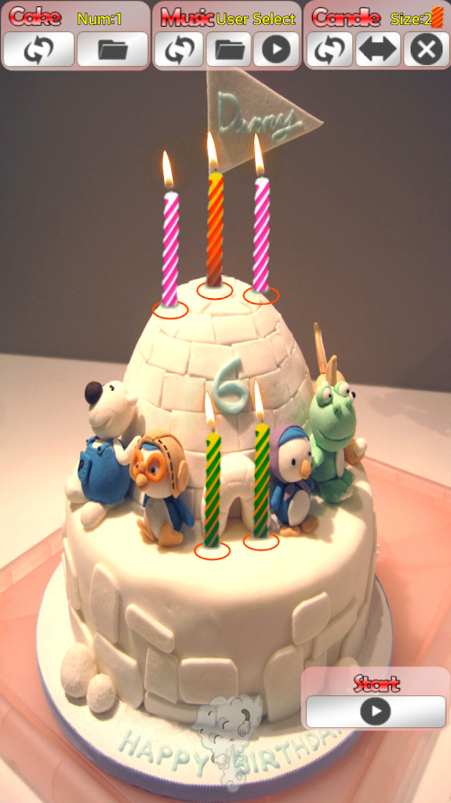 Birthday song cake and candle android apps on google play birthday song cake and candle screenshot publicscrutiny