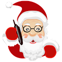 Call Santa Claus – The App! logo