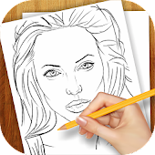 Download Drawing Lessons Celebrities APK for Laptop
