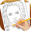 Download Android Game Drawing Lessons Celebrities for Samsung