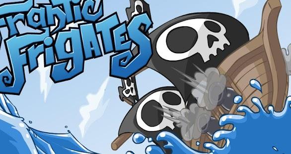 瘋狂的護衛艦 - 海盜生活
