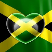 Love Jamaica Flag LWP