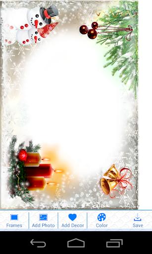 無料摄影Appのクリスマスフォトフレームプロ|記事Game