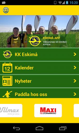 Kajakklubben Eskimå