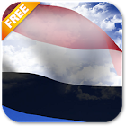 3D Yemen Flag Live Wallpaper icon