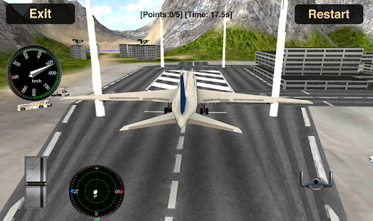 Flight-Simulator-Fly-Plane-3D 5