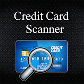 Credit card scanner