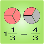 Simply Fractions 2, math games