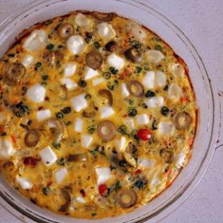 Jaisinh Mama's Baked Omelette