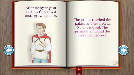 Sleeping Beauty|玩漫畫App免費|玩APPs