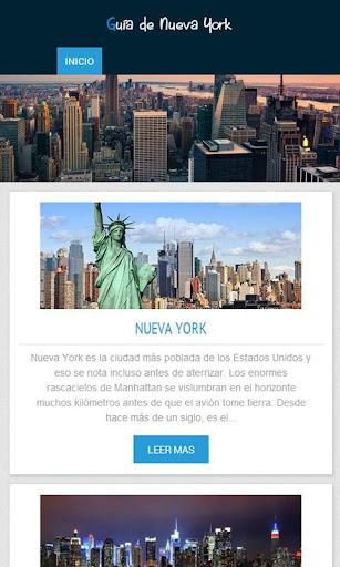 Nueva York Guía