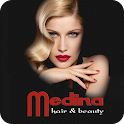 Medina Hair & Beauty logo