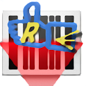 Bar code scanning PRL Portal icon