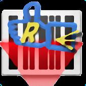 Bar code scanning PRL Portal