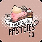 Recetas de Pasteles 2.0 icon