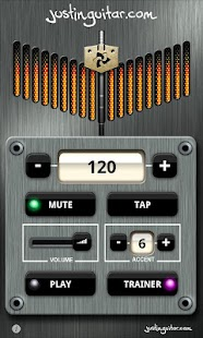 Time Trainer Metronome- screenshot thumbnail