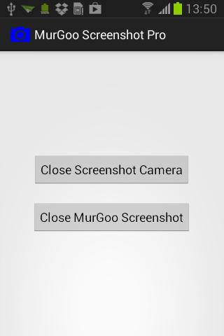 Screenshot App for Root