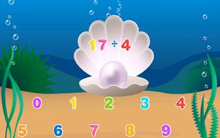 Screenshot of Division For Kids