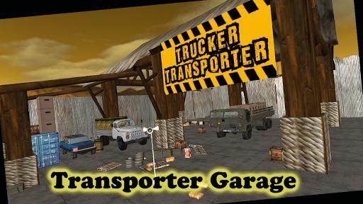 Trucker Transporter Simulator