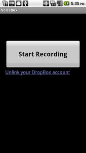 玩音樂App|VoiceBox - Audio to Dropbox免費|APP試玩