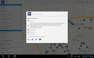 Screenshot of TreviMOve