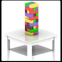 ブロック落とす3D icon