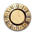 Antique Clock Widget