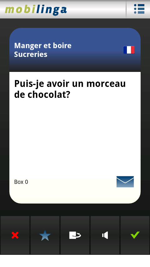 Start French! - screenshot