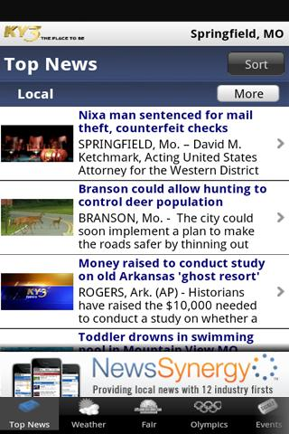 KY3 News - screenshot
