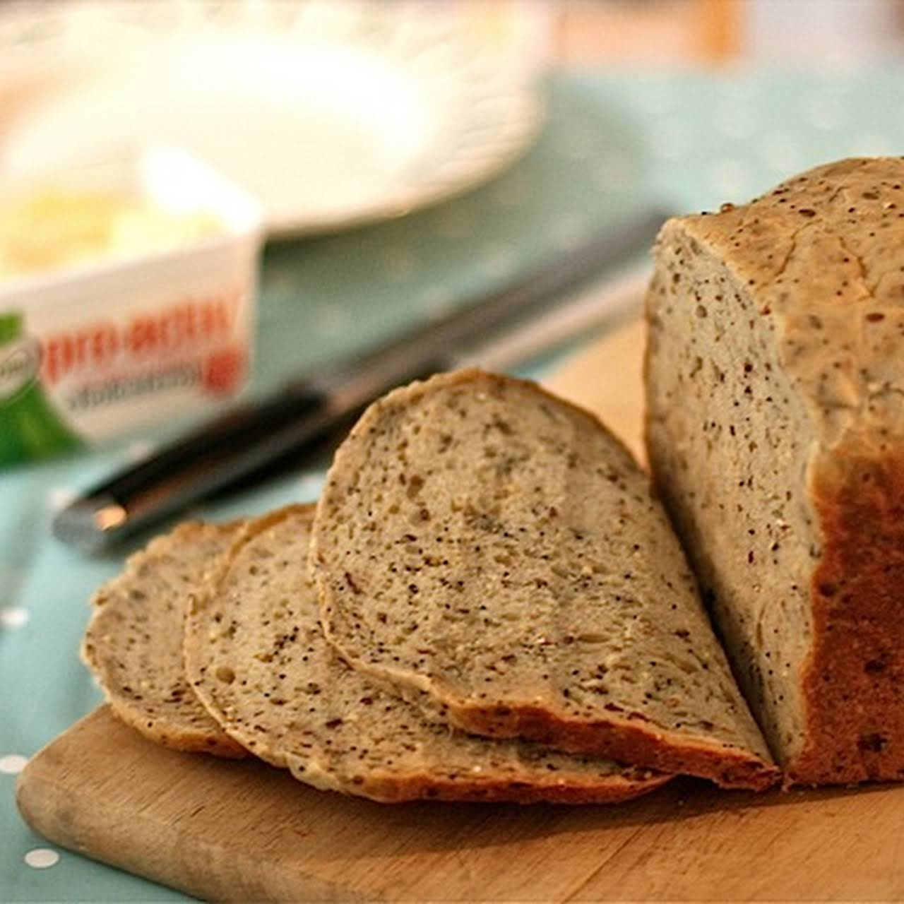 Sunflower Seed Bread Maker