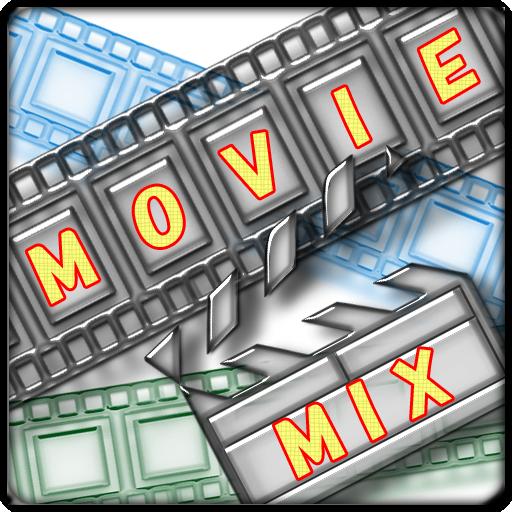 MovieMix - 合成動画・編集 - 遊戲 App LOGO-APP開箱王