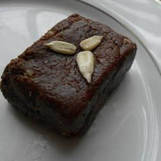 Raw Brownies.